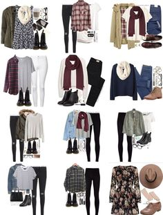 Fashion outfits, cute fashion, outfits for teens, pretty outfits, beautiful Cute Outfits For School, Teenage Outfits, Teen Fashion Outfits, College Outfits, Mode Outfits, Cute Fashion, Outfits For Teens, Casual Outfits, Basic Outfits
