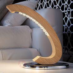 Ponadczasowa lampa stołowa LED LIBE TL 6516246