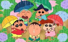 shin chan and his sister - Google Search