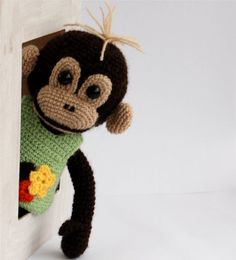 stuffed monkey, I NEED 5 little boy and girl monkeys for my Miss Kali Jo!