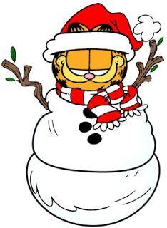 Garfield Garfield Christmas, Christmas Jokes, Christmas Cartoons, Christmas Wood, Christmas Pictures, Christmas Crafts, Garfield Cartoon, Garfield And Odie, Comic Cat