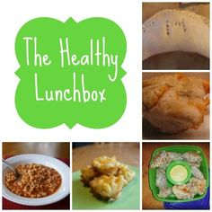 The Healthy Lunchbox | Printable Lunch Planner via BargainBriana.com