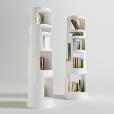 5 tier bookcase from Mario Mazzer for Bonaldo