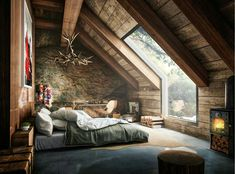 I would love to wake up here!