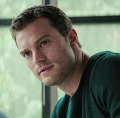 He is so lovely I could look at him all day❣️i have to agree i too could do that but if you ever need a good rub down i be glad to do free too thats what i do im a nurse like your mom 50 Shades Freed, Fifty Shades Darker, Fifty Shades Of Grey, Christian Grey, Jamie Dornan, Mr. Grey, 50 Shades Trilogy, Dakota Johnson Movies, Anastasia