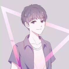 Art is not mine Cute Couple Cartoon, Anime Love Couple, Cute Anime Couples, Anime Couples Drawings, Couple Drawings, Anime Guys, Manga Anime, Anime Art, Couple Ulzzang