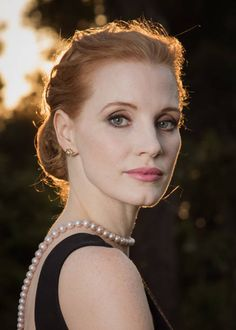 "sarahnpaulson: ""Jessica Chastain attends the amfAR Gala Cannes 2017 at Hotel du Cap-Eden-Roc on May 2017 in Cap d'Antibes, France. Jessica Chastain, Red Hair Inspiration, Makeup Inspiration, Cap D Antibes, Antibes France, Cannes 2017, Facial Recognition, Cannes Film Festival, Pretty Woman"