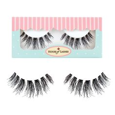 Set pulses racing from across the room with these dramatic lashes and their flirty fringes that create an unstructured, unforgettable...