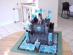 castle cake boys - Google Search