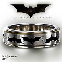 Batman ring                                                                                                                                                     More