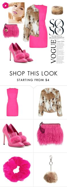 """""""SO CHIC"""" by agnesmakoni ❤ liked on Polyvore featuring Ashley Williams, Miss Selfridge, Jimmy Choo, Patricia Nash, Topshop and DUBARRY"""