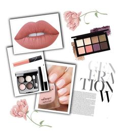 """Untitled #105"" by seemraaa ❤ liked on Polyvore featuring beauty, Lime Crime, Chanel and NARS Cosmetics"
