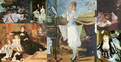 L'impressionnisme et la mode Musée d'Orsay à Paris Culture Art, Belle Epoque, Renaissance, Paris, Illustration, Painting, Fashion, Radiation Exposure, Impressionism