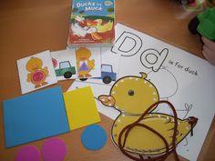 living worldsapart: Ducks in Muck Tot Bag