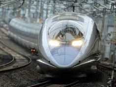 Япония скоростной поезд