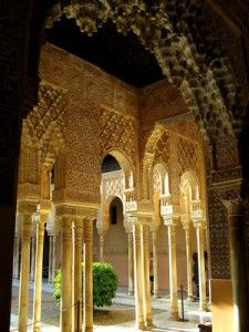 Granada, Spain - a visit to La Alhambra is a must!
