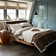 John Lewis cosy bedding. Home furniture.