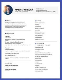 50+ Most Professional Editable Resume Templates for Jobseekers