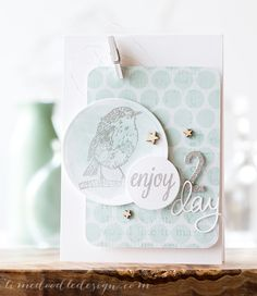 Debby Hughes - Lime Doodle Design - Hero Arts stamps, Simon Says Stamp dies