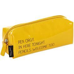 Happy Jackson Pen Orgy Pencil Case