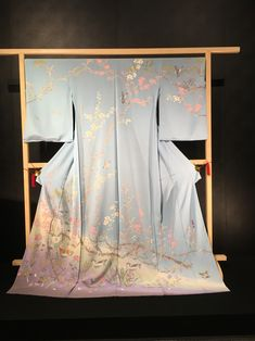 Kaga-Yuzen Kimono - Hyakkn Kaho
