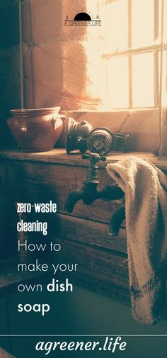 Save money, protect your health and the planet by making your zero-waste cleaning product. After months of testing and searching, this is the best DIY we have used. Give it a try and let us know how you like it!
