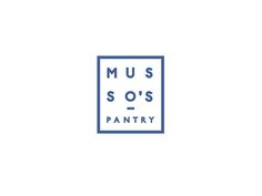 Musso's pantry on Behance
