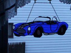 Shelby Cobra by Margaret Jacolik