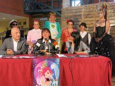 Grupo Mascarada Carnaval: En Santa Lucía :Gala Drag, Carnavalín y la carrera...
