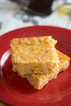 Lana's Corn Bake from Stirlist.com @CommonGround  #CommonGroundNebraska #cornbake #cornrecipe #corn #familyfarm #food #CGconvo
