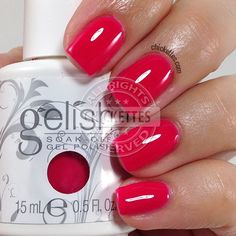 Gelish Pop-arazzi Pose - Chickettes.com