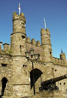 Macroom Castle County Cork Ireland