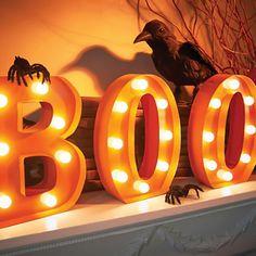 20 Halloween Decor Finds That Aren't Cheesy via Brit + Co.