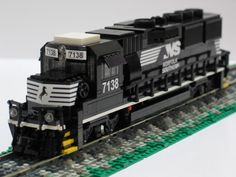 custom lego train - Google Search