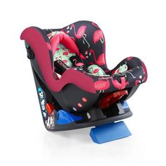 Cosatto Hootle 0 Plus 1 Car Seat in Flamingo Fling Kiddicare.com