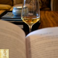 It's time to get cozy. Curl up with your favorite read and a glass of our Sauvignon Blanc!