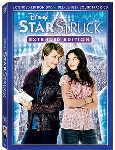 Disney Star Struck Extended Edition dvd