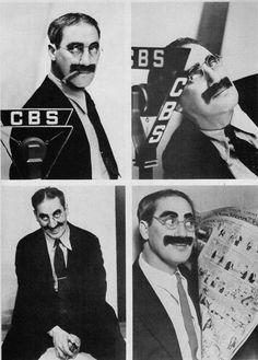 Groucho Marx for CBS