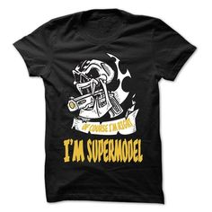 Of Course I Am Right I Am Supermodel ... 99 Cool Job Sh - #tee times #black hoodie mens. SAVE => https://www.sunfrog.com/LifeStyle/Of-Course-I-Am-Right-I-Am-Supermodel-99-Cool-Job-Shirt-.html?id=60505
