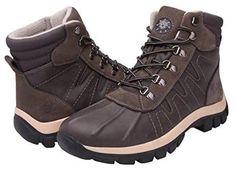 KINGSHOW Men's Water Resistance Shoes