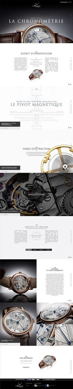BREGUET   MAZARINE   Agence de communication luxe
