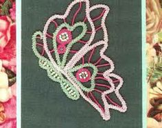 irish crochet romanian point lace - Google Search