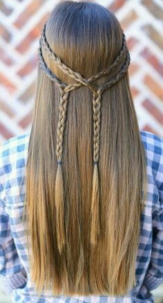 PRETTY LONG HAIR..... ❤❤♥For More You Can Follow On Insta @love_ushi OR Pinterest @ANAM SIDDIQUI ♥❤❤