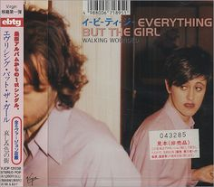 """For Sale - Everything But The Girl Walking Wounded Japan Promo  CD single (CD5 / 5"""") - See this and 250,000 other rare & vintage vinyl records, singles, LPs & CDs at http://eil.com"""
