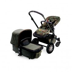 Bugaboo by Diesel Cameleon 3 Special Edition Stroller in Camouflage #baby