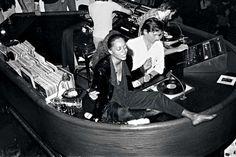 Diana Ross @ Studio 54, NYC.