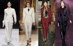 Tamar Ziv - fashion & styling: winter 2012-13 trends - Androginy