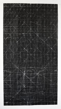 Niall McClelland - (toner on paper, folded) Textiles, Textile Patterns, Print Patterns, Abstract Geometric Art, Art Archive, You Draw, Op Art, Surface Design, Line Art