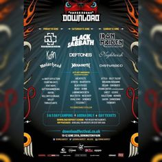 UK! @Shinedown at Download Festival 2016!...