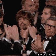 """#gif : """"When everyone else is raving about an actor, and you don't think they're that great."""""""
